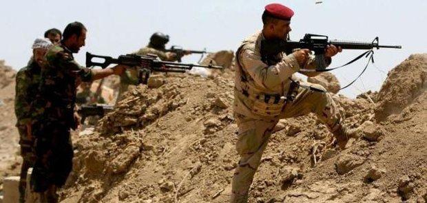اعزام ۱۶۰۰ نظامی انگلیس به اردن
