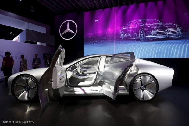 خودروهای مفهومی در نمایشگاه لاس وگاس