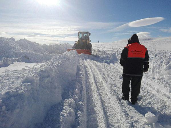 آمادگی ۵۵ اکیپ راهداری استان کرمانشاه برای خدماتدهی فصل زمستان