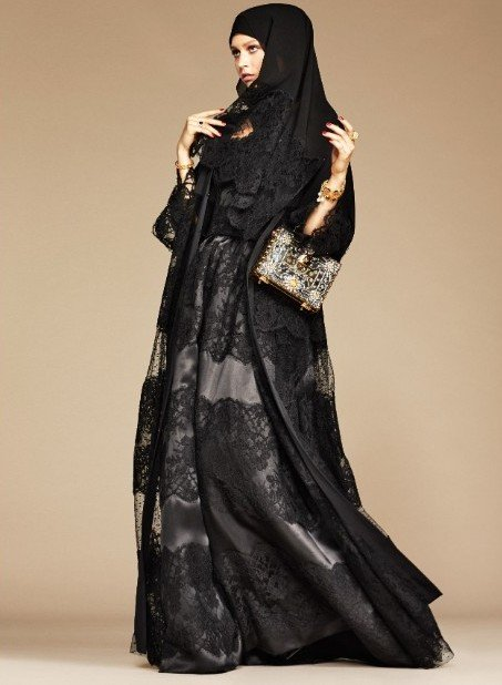 اعتراض مخالفان حجاب به مداسلامیd&g