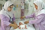 مشکلات پرستاران در بالین/یک پرستار برای ۱۰ تا ۲۵ بیمار