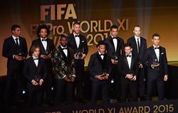 فیلم: با برترین تیم ۲۰۱۵ آشنا شوید