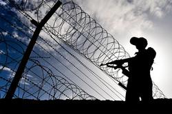 Border guard martyred in western Iran