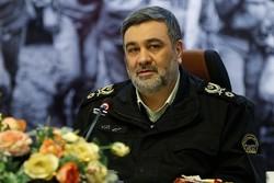 سردار اشتری: نیروی انتظامی آماده برگزاری انتخاباتی امن است