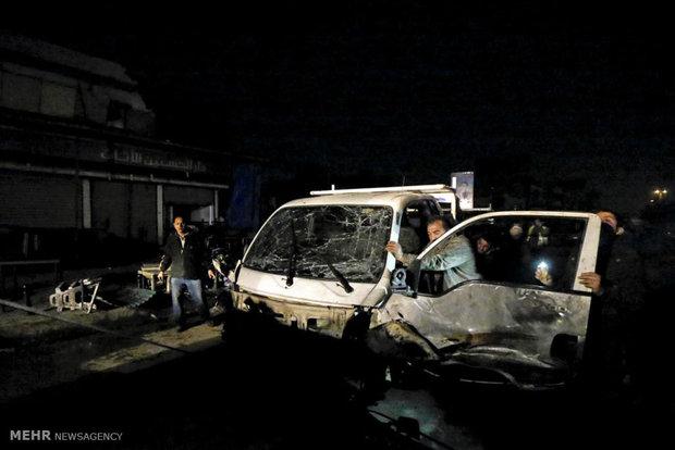 چهار نفر شهید و دهها تن مجروح شدند/ملیت دو شهید مشخص نیست