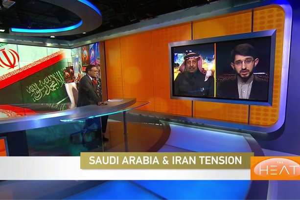 What Saudi tension with Iran leads to?