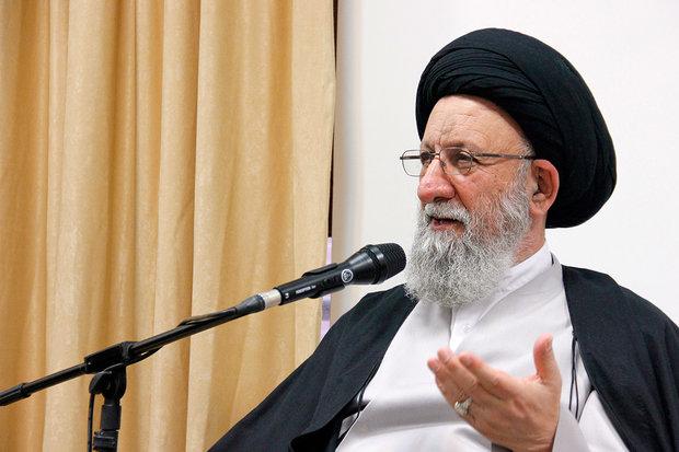 آیت الله سید کاظم نورمفیدی نماینده ولی فقیه در استان گلستان