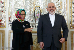 Iran's FM meets with Indonesian counterpart