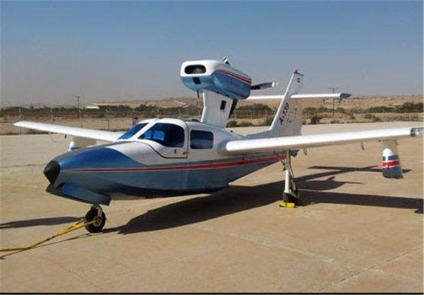 Details of first Iranian amphibious plane