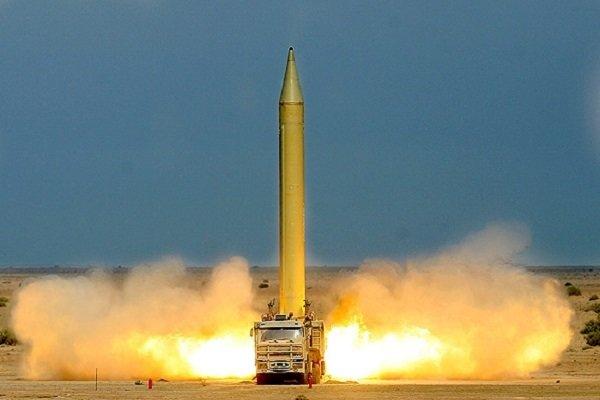Iran test-fires ballistic missile with 2000km range