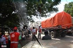 إغلاق مؤقت للمركز الصحي التابع للهلال الأحمر الايراني في الصومال