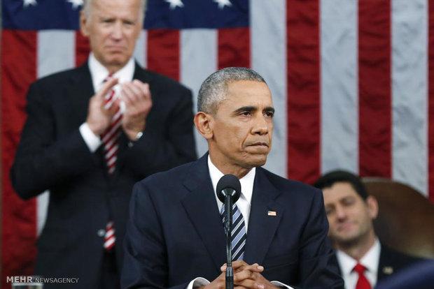 أوباما: حققنا تقدمّاً تاريخياَ مع إيران بفضل الدبلوماسية