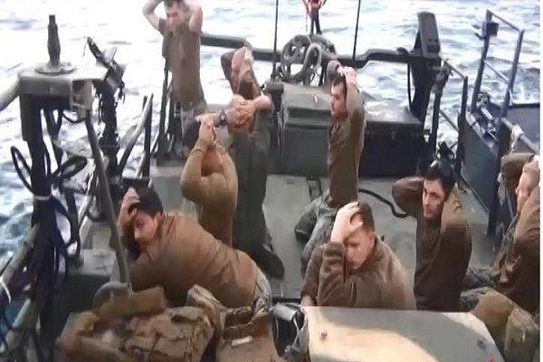 استکبار جهانی در خلیج فارس به زانو درآمد