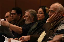 محمد سریر، پری ملکی، فریدون شهبازیان، بابک شهرکی