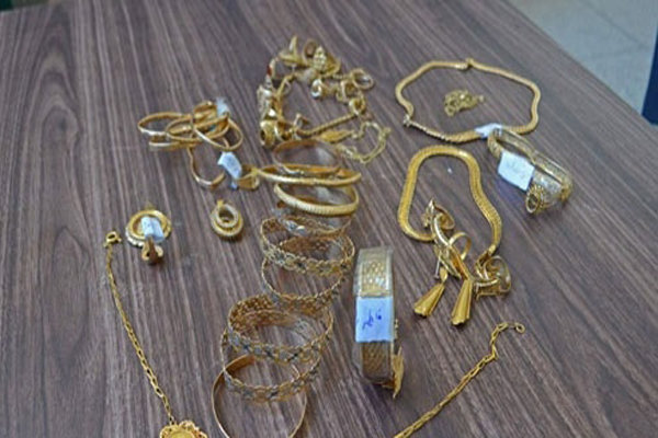 ۱۰ میلیارد ریال طلای قاچاق در شیراز کشف شد