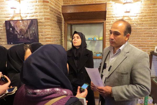 داوری آثار فراخوان المان نوروزی ۹۵ قزوین پایان یافت