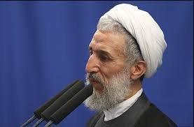 امام جمعة طهران يشيد بشجاعة الحرس الثوري في اعتقال البحارة الامريكيين