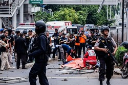 VIDEO: Jakarta rocked by explosions
