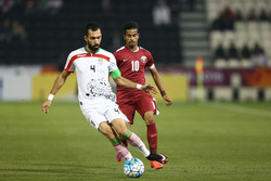 تساوی تیم امید ایران برابر ژاپن در نیمه نخست