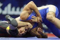 Iran shines at 36th intl. Takhti Cup