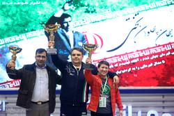 سی و ششمین دوره رقابتهای بینالمللی کشتی جام تختی