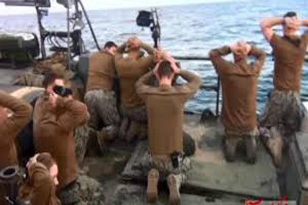 نواب جمهوريون: حادثة توقيف إيران للبحارة هي إذلال لأميركا