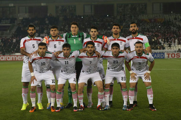 Iran loses to Qatar in AFC U23 champs.