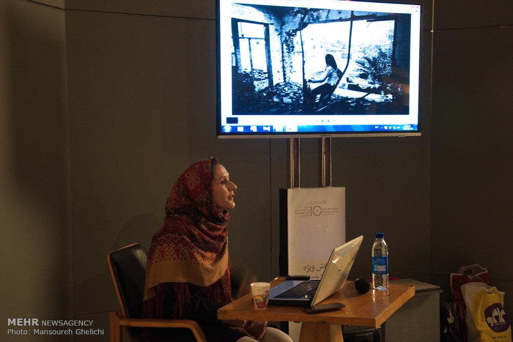 """نشست بررسی عکسهای """"ایران ، سرزمین عشق ، درد ، سنت ، ایمان و امید"""""""