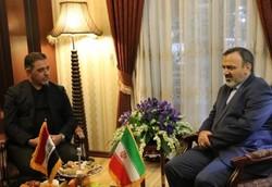 العراق يرغب برفع العلاقات السياسية والثقافية مع ايران