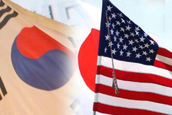 گفتگوی وزیر خزانه داری و دارایی آمریکا و کره جنوبی در خصوص ایران