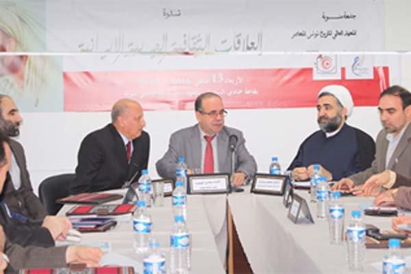 برگزاری نشست گفتوگوهای فرهنگی ایران و جهان عرب در تونس
