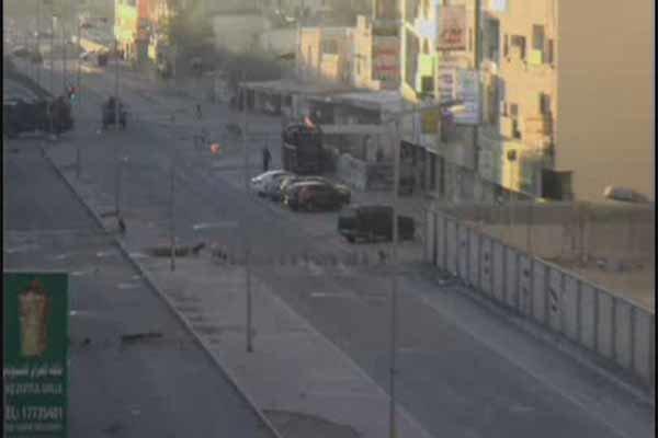 فیلم/تداوم سرکوب مردم بحرین از سوی نظامیان آل خلیفه