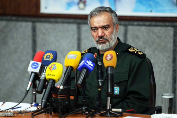 ایرانی عوام کا بحریہ کے سربراہ اور اہلکاروں کا شکریہ