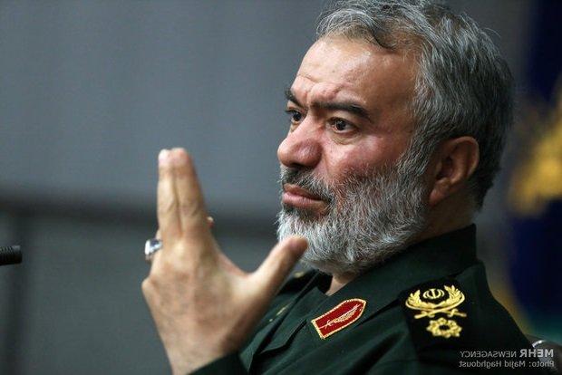 الأدميرال فدوي: تواجد ايران في سوريا كان اداء للواجب الإلهي