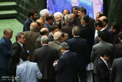 تقدیم لایحه بودجه 95 به مجلس شورای اسلامی