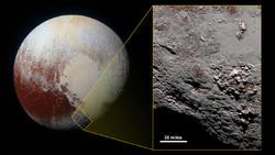 نشانه های حیات در پلوتون کشف شد/ سیاره ای شبیه زمین