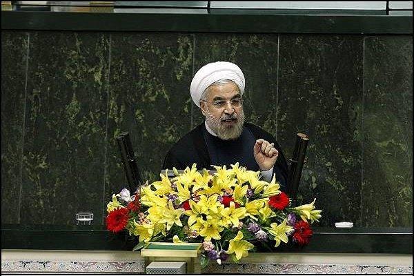 الرئيس روحاني: رد ايران سيتناسب مع نقض اميركا للاتفاق النووي