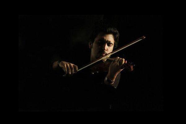 Iranian violinist to perform solo at 2018 Český Krumlov fest.