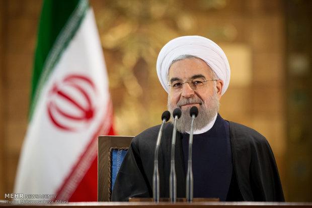 روحاني يعقد مؤتمراً صحفياً يوم الأحد