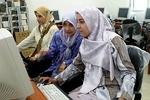 درس فارسی به صورت مجازی برای دانشجویان بین المللی ارائه می شود