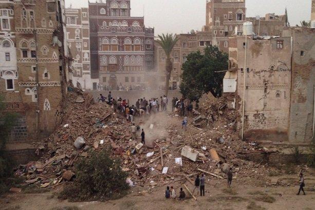 Saudi jets go on bombing Yemen's Sa'ada