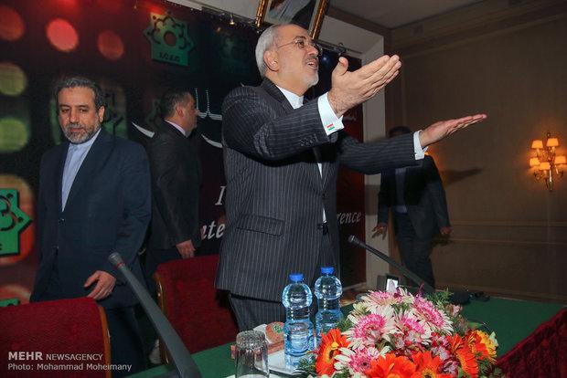 دیدار دکتر ظریف و سفرای خارجی مقیم تهران