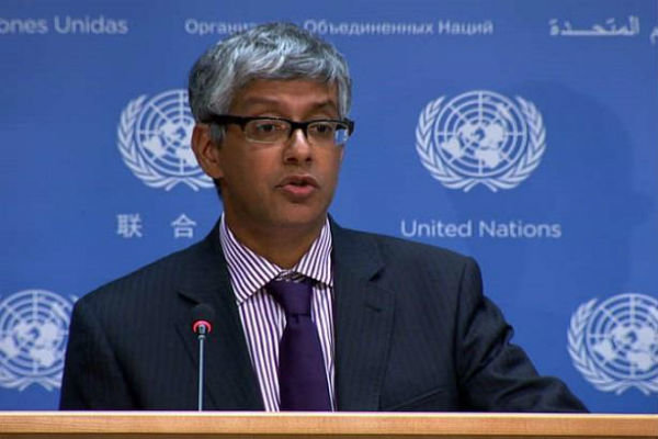 فرحان حق: سازمان ملل نمی تواند مرگ ابوبکر البغدادی را تأیید کند