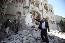العدوان السعودي يرتكب مجزرة بحق عشرات الطلاب يؤدون الأمتحانات في صعدة