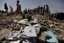 30 شهيدا وجريحا في غارات العدوان السعودي على تعز