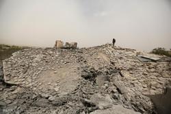 ویرانی های جنگ یمن