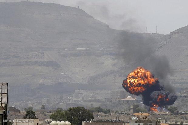Yemen'den Suudi koalisyon güçlerinin kanlı saldırısına tepki