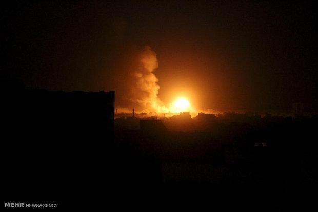 Saudi coalition attacks residential areas in Yemen