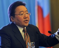 Mongolian leader in Davos to take part in WEF
