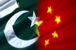 پرچم چین و پاکستان